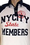 "ALCOTT College Polo-Shirt ""New York"" in 3 Farben Bild 4"