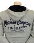 BROADWAY NYC Fashion Strick/Sweat-Hoodie in 2 Farben Bild 3