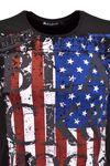 "Black Rock Slim-Fit T-Shirt ""Stars and Stripes"" Bild 4"