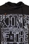 "BLACKROCK Slim-Fit T-Shirt ""King of the Night"" - 3 Farben 004"