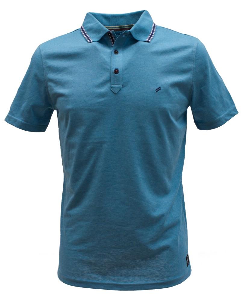 Daniel Hechter Polo In Farben Polos Shirt 3 Melange Men XPZukOiT