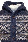 edc by ESPRIT Herren Knitwear Grob-Strick-Jacke Bild 4
