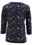 TOM TAILOR Denim Damen Star Sweatshirt Bild 2