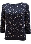 TOM TAILOR Denim Damen Star Sweatshirt