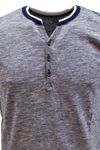 ESPRIT Herren Henley Shirt im Layer-Look Bild 6
