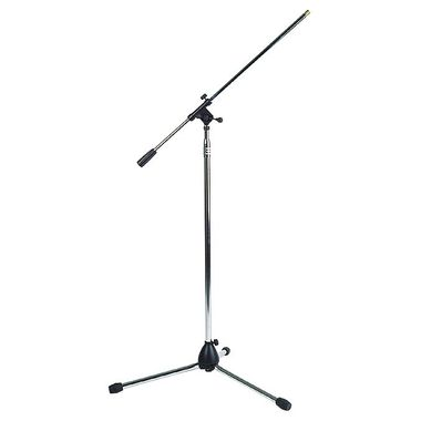 Pied au microphone support manifestation stage trépied son McVoice MHS-1000 – Bild 1