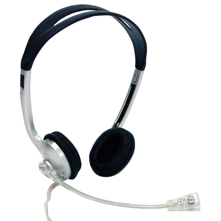Stereo-Headset Mikrofon & Kopfhörer