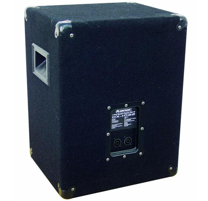 2400W PA DJ Musikanlage Boxen Verstärker Mikrofon DJ-34 – Bild 2