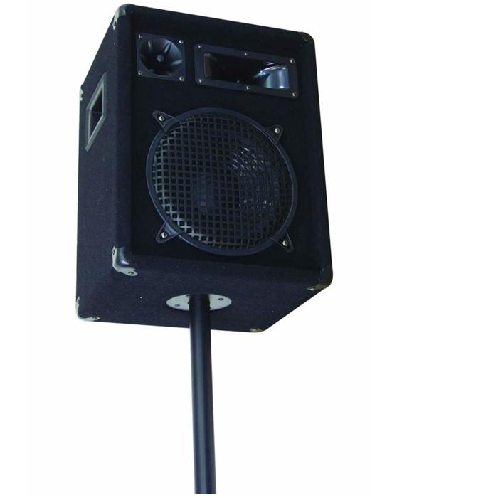 2400W DJ PA complet système haut-parleur ampli câble microphone DJ-34 – Bild 3