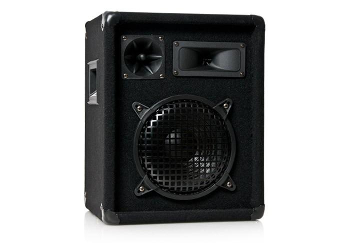 Baffle 300 W 3 voies PA haut-parleur DJ Omnitronic DX-822 - seulement 1 baffle!  – Bild 1