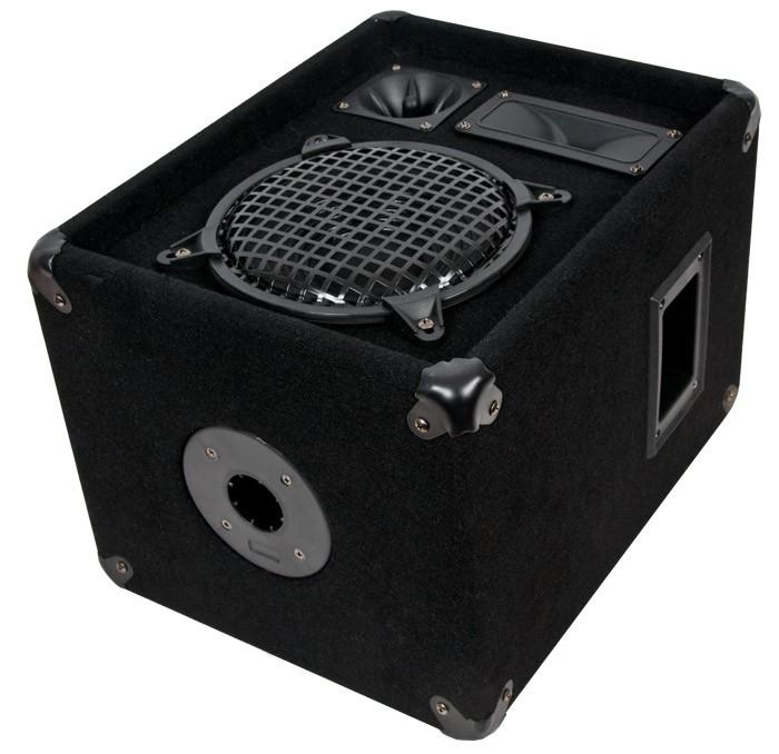 Baffle 300 W 3 voies PA haut-parleur DJ Omnitronic DX-822 - seulement 1 baffle!  – Bild 2