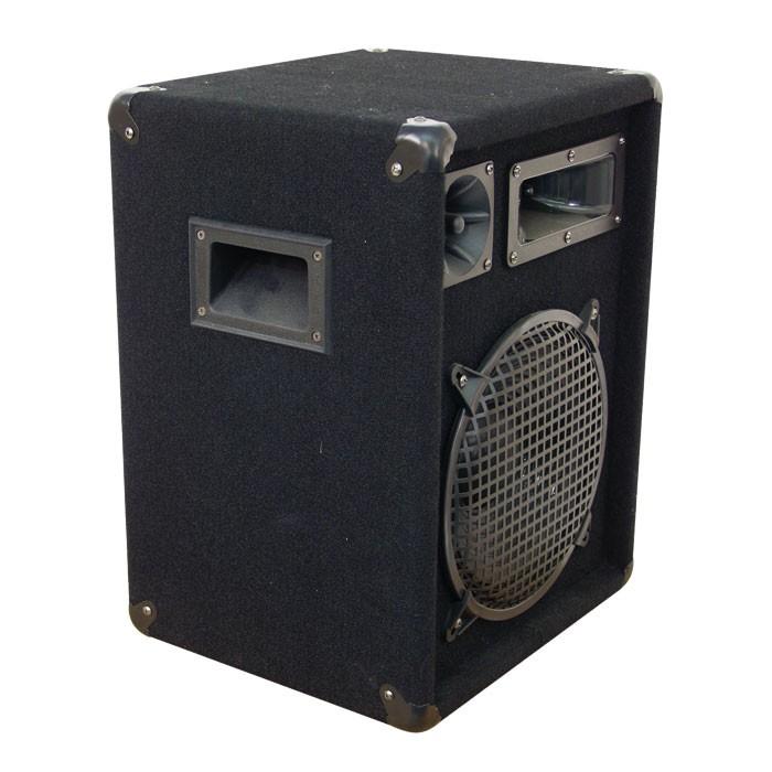 400W 3-Wege PA Lautsprecher OMNITRONIC DX-1022 - NUR 1 BOX – Bild 2