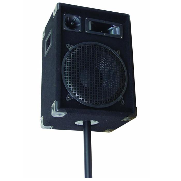 Deux haut-parleurs noir OMNITRONIC DX-1222 avec 2x 600 Watts – Bild 3