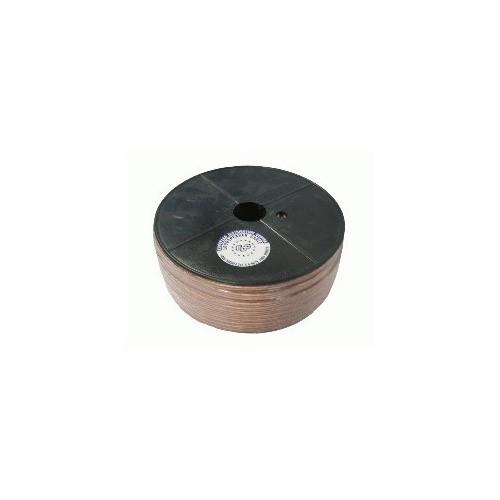 100m Lautsprecherkabel 2x 1,00 mm²