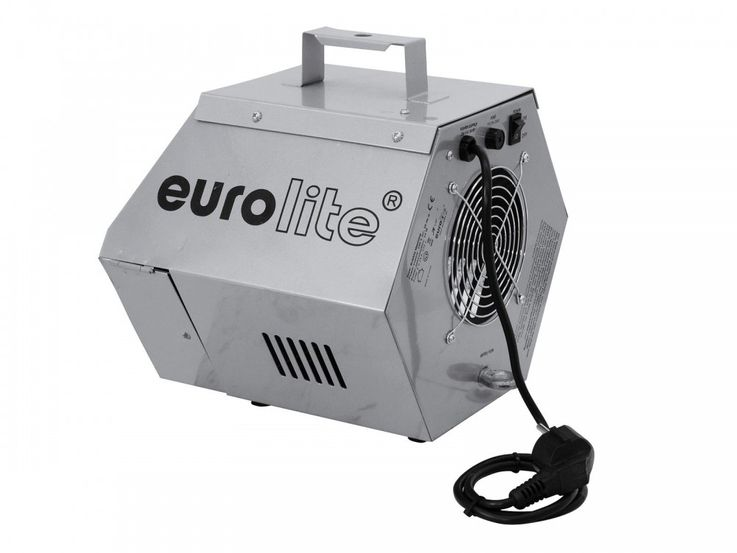 EUROLITE Bubble machine silver – Bild 3