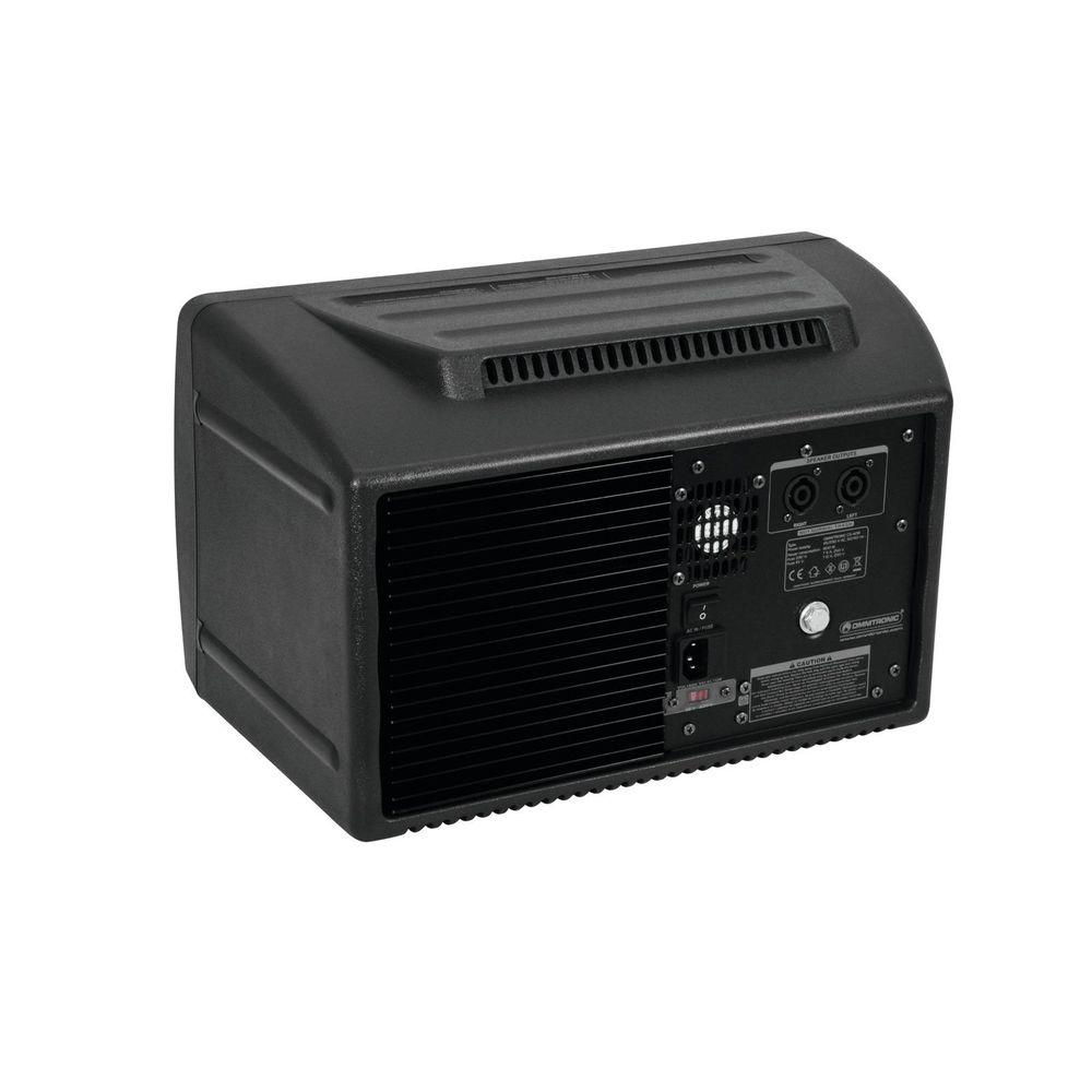 OMNITRONIC CS-408 Powered mixer – Bild 2