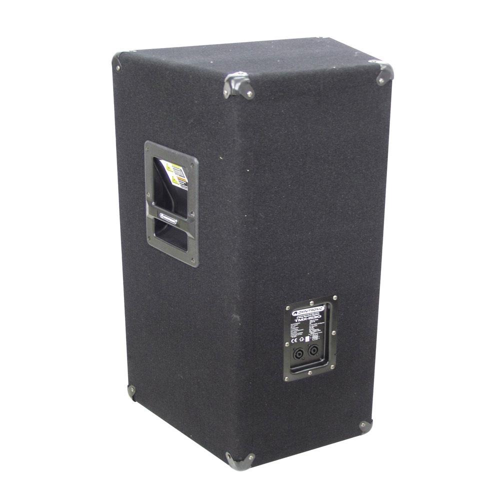 "1000 Watt 15"" 3-Wege-Box OMNITRONIC TMX-1530 – Bild 2"