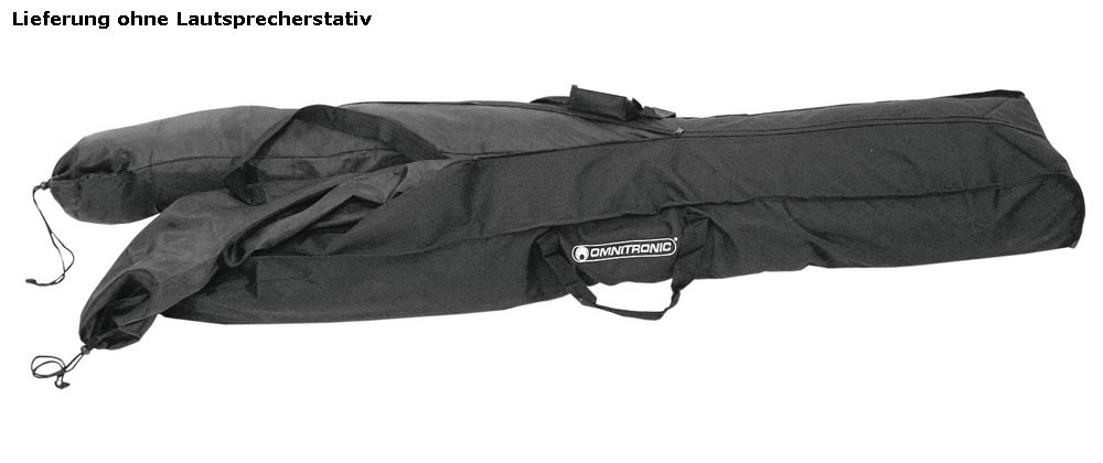 Carrying bag for two speaker stand – Bild 3