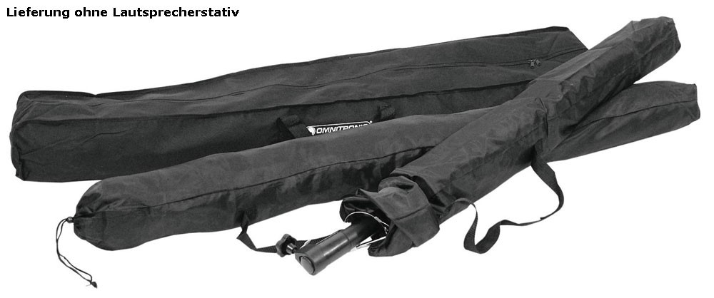 Carrying bag for two speaker stand – Bild 4