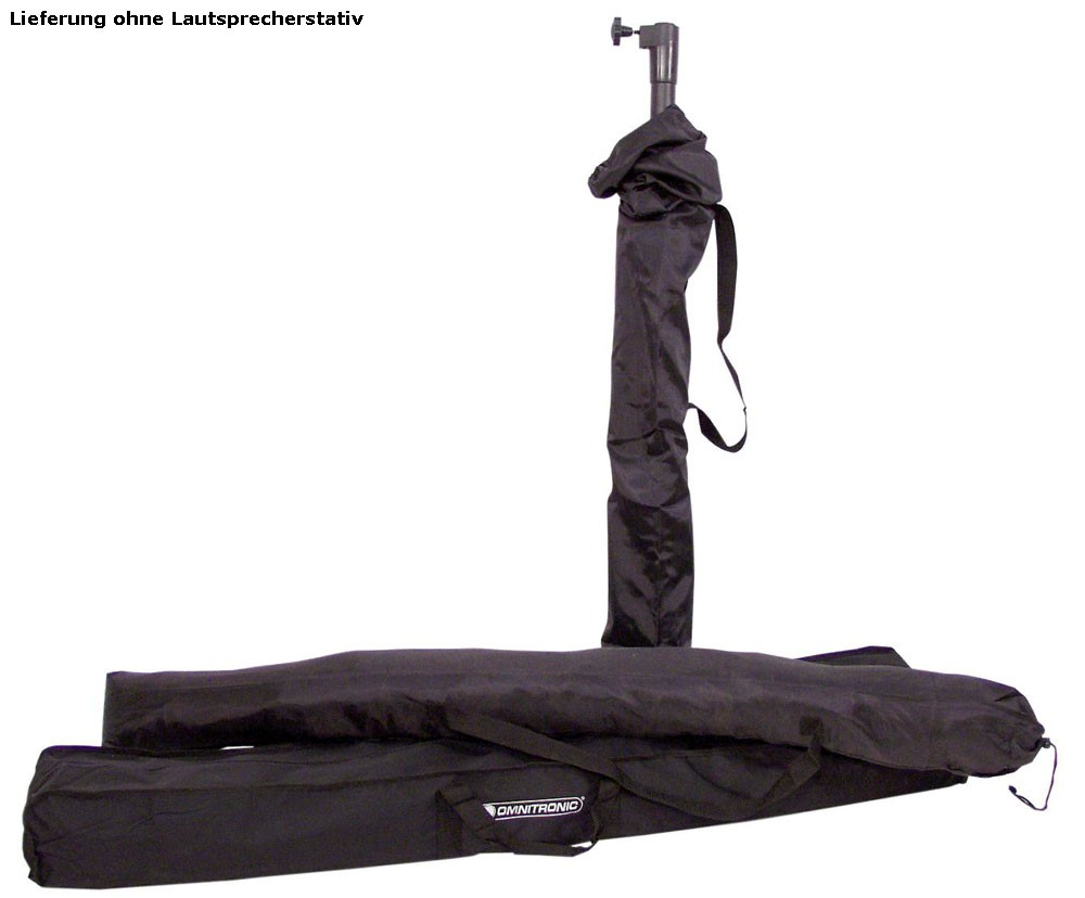 Carrying bag for two speaker stand – Bild 5