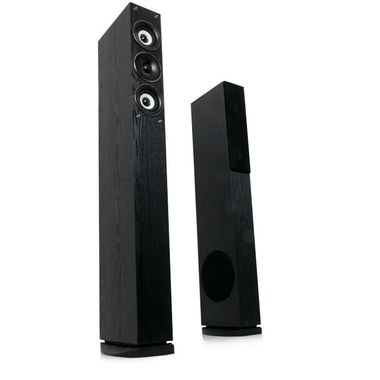 Home Theatre Stading Speakers New Subwoofers Tower Speakers AEG LB 4710 bl – Bild 3