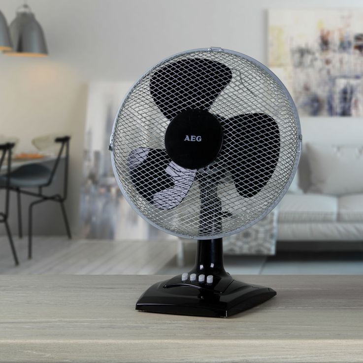 Table & Wall Fan Blower Wind Machine Oscillating  AEG VL 5529 – Bild 8