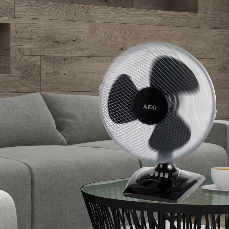 Table & Wall Fan Blower Wind Machine Oscillating  AEG VL 5529 – Bild 3