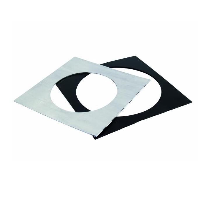 Filterrahmen PAR-38 schwarz