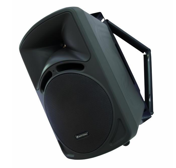 OMNITRONIC baffles 6,5 pair musique sonorisation haut-parleurs DH-60 titane – Bild 4