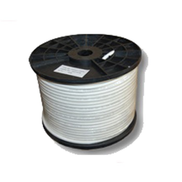Coaxial cable 7mm double shielded 100 meters KHC21-100DRL