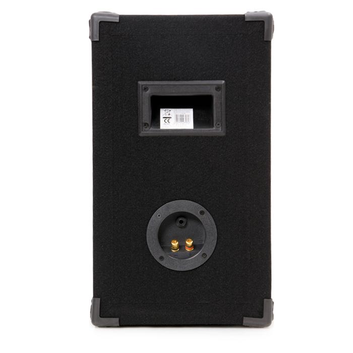 PAIRES des baffles 600 W haute-parleurs PA DJ-Pro 8 + câbles – Bild 3