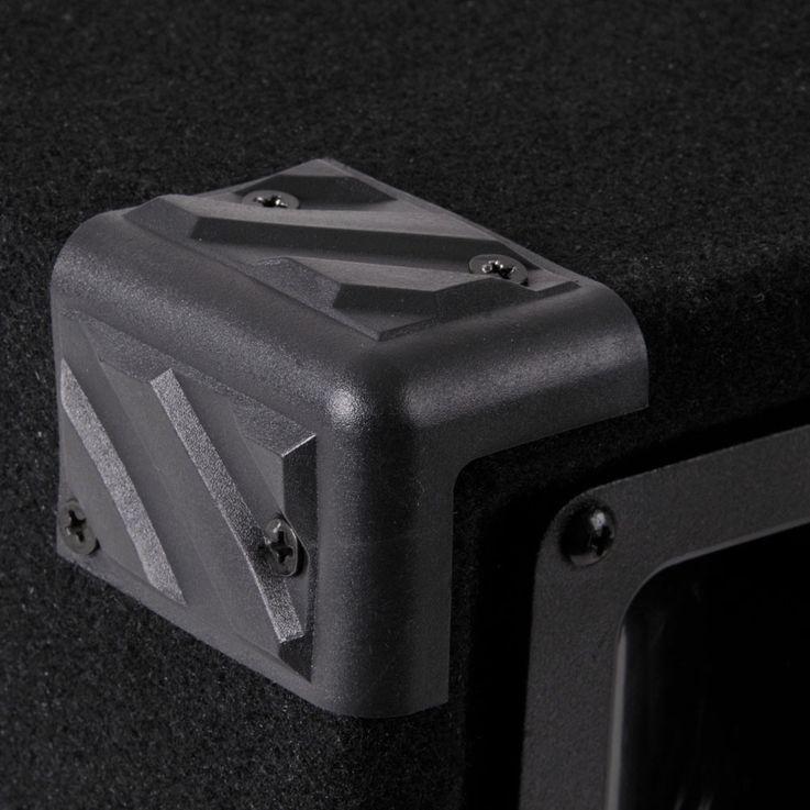 600W PAAR Boxen DJ-Pro 8 +Boxenkabel 2x 1,5mm2 10m – Bild 2