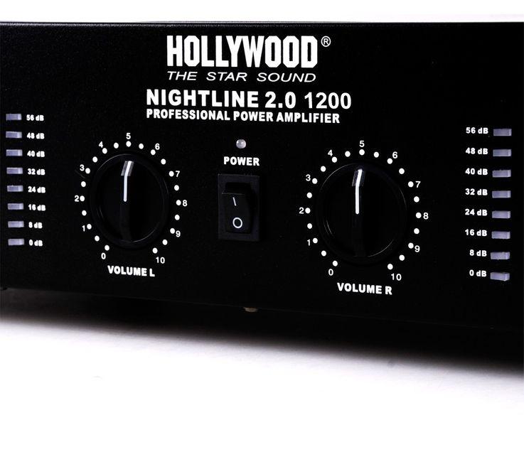PA DJ 2400 Watt Verstärker USB MP3 Mixer Mischpult Cinch Kabel Mikrofon DJ-209 – Bild 6