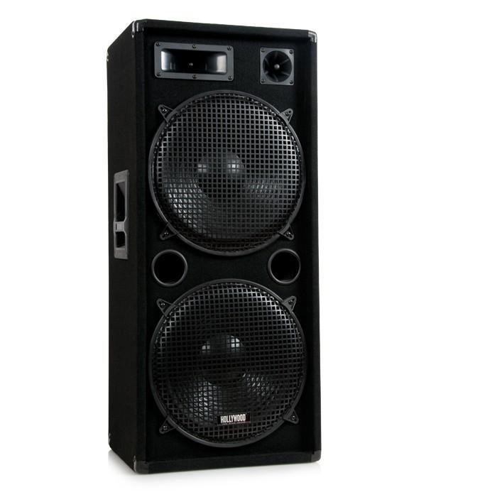 3000w dj anlage mit boxen usb mixer und verst rker dj 254 audio technik dj equipment. Black Bedroom Furniture Sets. Home Design Ideas