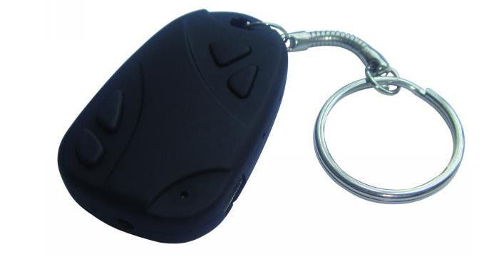 Schlüsselkamera McVoice Micro-SD Car-Cam