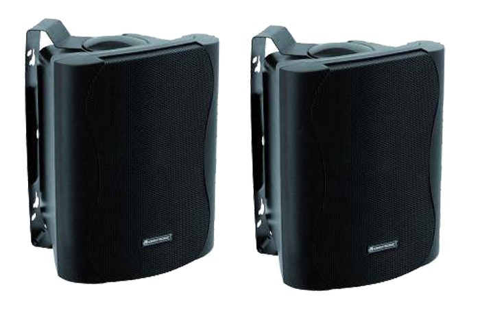 PA Beschallung Lautsprecher Boxen Omnitronic schwarz/Paar C-40