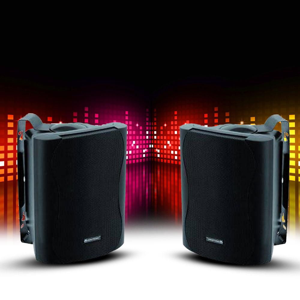 PA Beschallung Lautsprecher Boxen Omnitronic schwarz/Paar C-40 – Bild 2