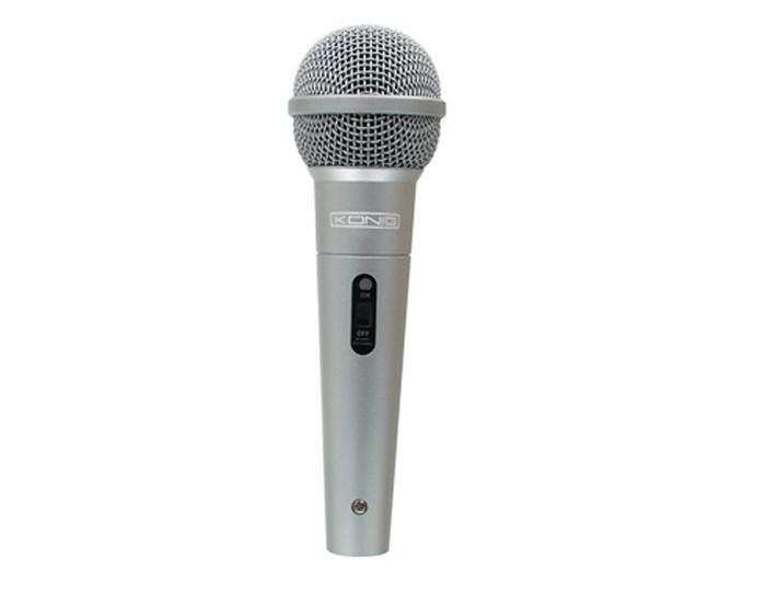 Microphone dynamique son König KN-MIC30