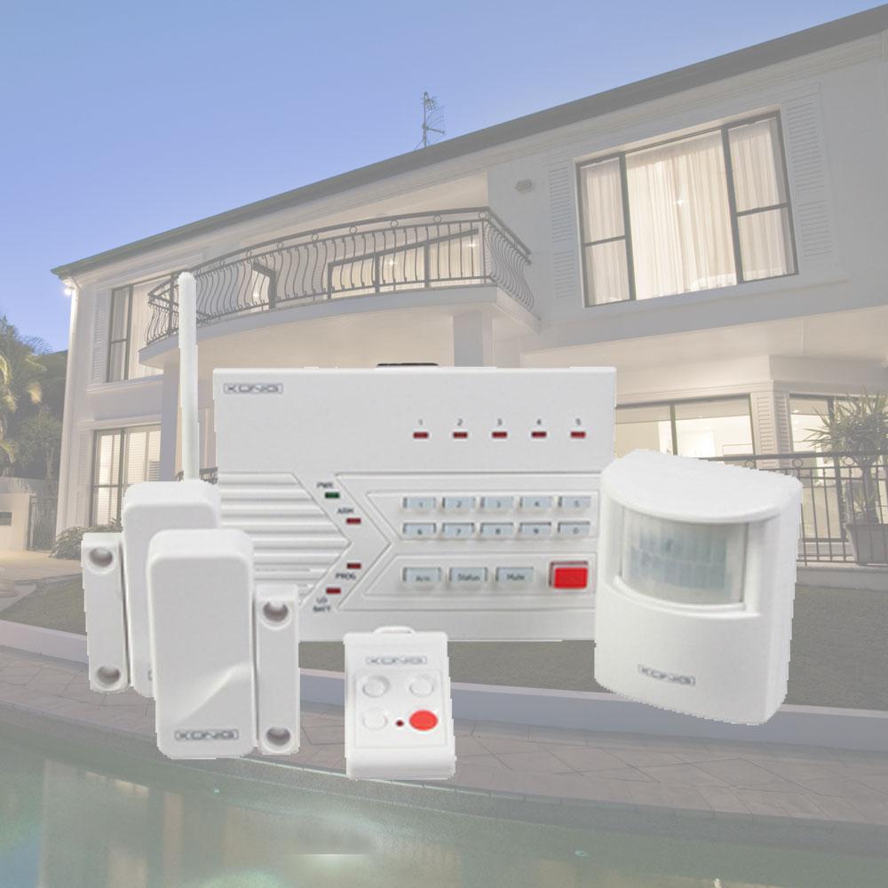 Drahtloses Alarmsystem König SEC-ALARM200 – Bild 2