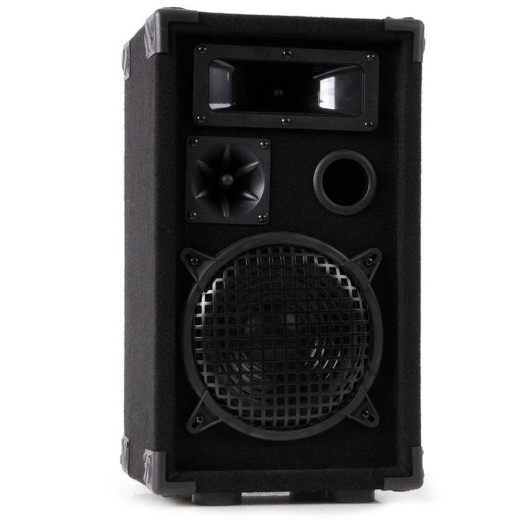 2400W PA party system party karaoke music system speakers amp mixer DJ-580 – Bild 2