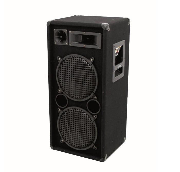 800W 3-Wege Bass Lautsprecher OMNITRONIC DX-2022 - NUR 1 BOX – Bild 2