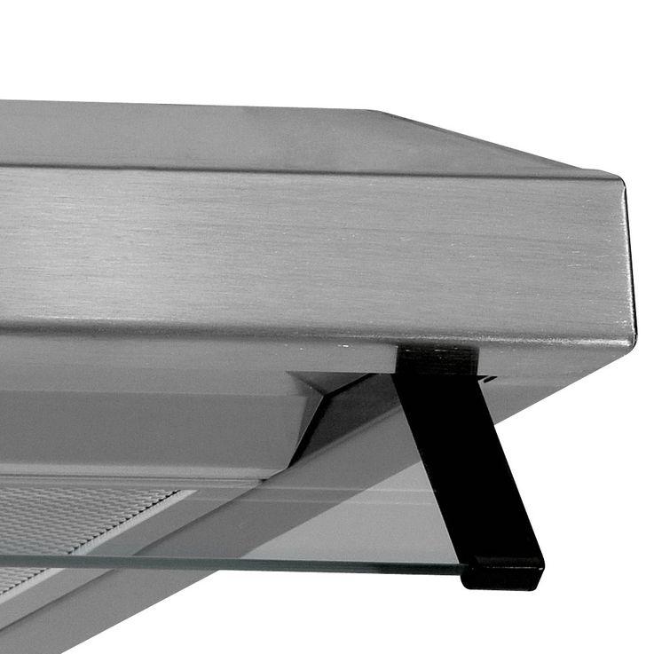 Stainless steel built-under cooker hood Bomann DU 623.2 – Bild 3