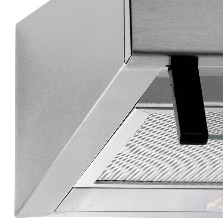 Stainless steel built-under cooker hood Bomann DU 623.2 – Bild 5
