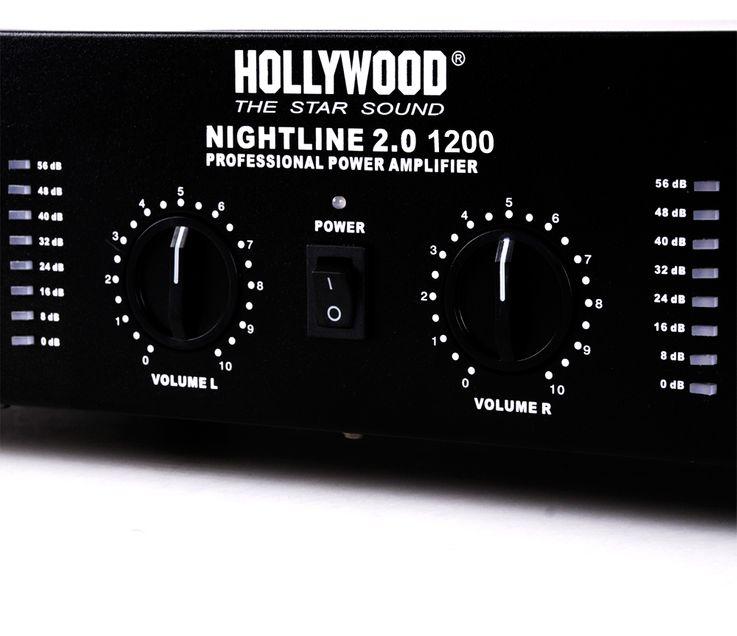 Mélangeur de mélangeur DJ  -477 d'amplificateur de puissance de haut-parleur de boîtes d'équipement de partie de PA de 2400W – Bild 4