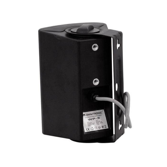 ELA-Lautsprecher Box Wandlautsprecher OMNITRONIC WP-3S – Bild 3