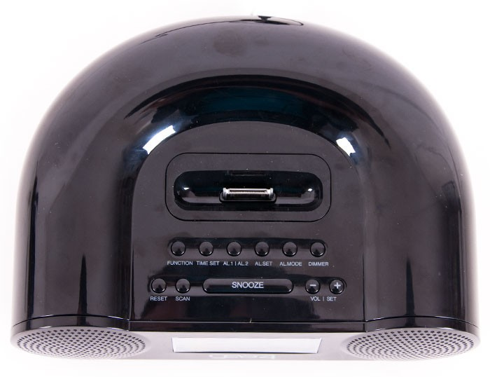 Radiowecker mit Ipod Dock Musik Center Wecker Radio HiFi-System Gear 4 CRG-60 – Bild 3