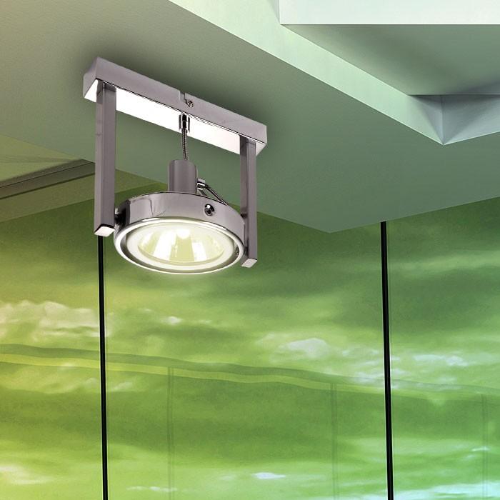 Deckenstrahler mit Halogen Leuchten aus Metall KURIANA – Bild 3