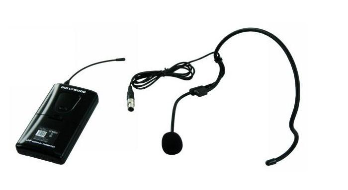Funk-Headset Gürtelsender für FRQ-4 805 MHz 867243 – Bild 2