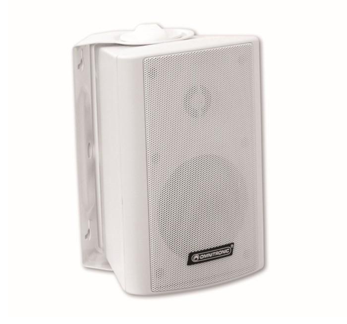ELA-Lautsprecher Box Wandlautsprecher OMNITRONIC WP-4W