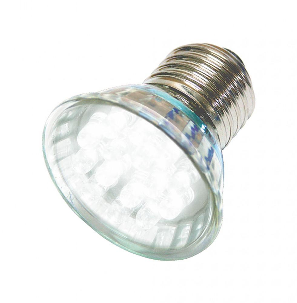 1W E27 LED-Reflektorleuchtmittel mit kaltweißem Licht